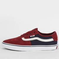 Vans Rowley SPV, Burgundy / Deep Blue