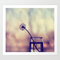 lonely Art Print by ingz