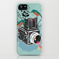 Vintage Camera Hasselblad iPhone & iPod Case | Print Shop