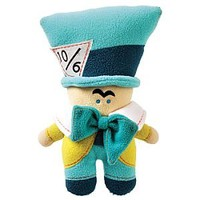 Disney Pook-a-Looz Mad Hatter Plush Toy -- 12'' [Toy]