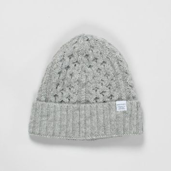 Cable Wool Beanie