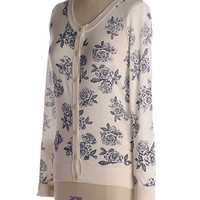 NEW: Bone China Cardigan - $49.95 : Indie, Retro, Party, Vintage, Plus Size, Convertible, Cocktail Dresses in Canada
