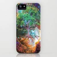 Tree of Life Wellness iPhone & iPod Case by TreeofLifeShop
