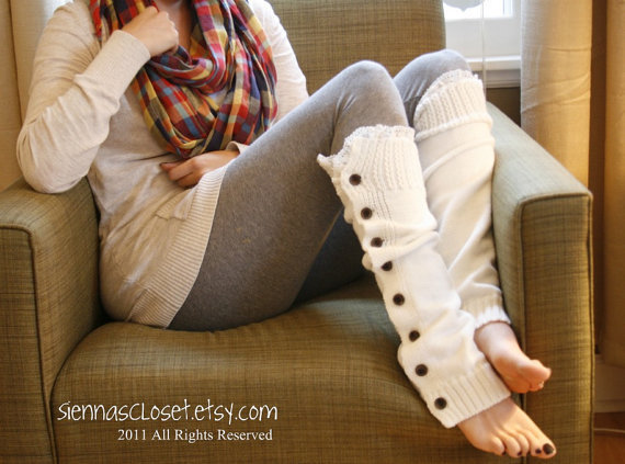 The Miss Molly Creme de Creme Soft Slouchy by GraceandLaceCo