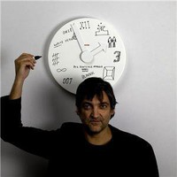 Blank Wall Clock By Mart? Guix? For Alessi - Alessi - Home Furnishings - Unica Home