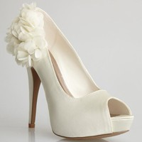 Allure Frost Shoes - MissesDressy.com