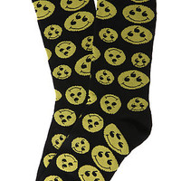 The 6-Eyes Socks in Black