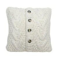 Blissliving Home Frida Pillow Wool Pillows