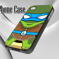 11284 Teenage Mutant Ninja Turtles - by CreativeInMe - Leave A Note - iPhone 4/4s, iPhone 5, Samsung S3 i9300, Samsung S4 i9500, iPod 4, iPod 5