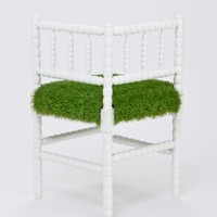 Lawn Chair from Chairs by Sarah Bonallo | Made By Sarah Bonallo | £1150.00 | BOUF