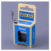 Crankhand Musical Box In Imagine | Thirteen Vintage