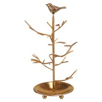 Bird Icon Jewelry Tree