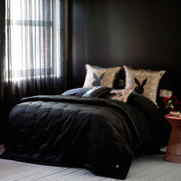 Mansion Collection by Playboy Classic Coverlet - Bedroom Quilt Covers & Coverlets - Adairs Online