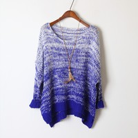 knitted sweater / 097