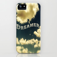 Dreamer iPhone & iPod Case by Ann B.