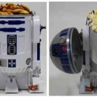 Disney Star Wars R2-D2 Plastic Popcorn Bucket - Disney Parks Exclusive & Limited Availability - R2D2:Amazon:Everything Else