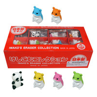 Iwako Hamsters and Panda Eraser Collection 60 Pieces | AsianFoodGrocer.com, Shirataki Noodles, Miso Soup