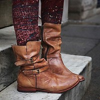 Bed | Stu  Sandover Mid Boot at Free People Clothing Boutique