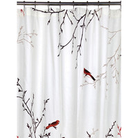 Blissliving Home Tuileries Cotton Shower Curtain