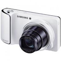Samsung GC110 White Galaxy Digital Camera, White:Amazon:Camera & Photo