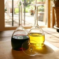 Ming Oil & Vinegar Set ? ACCESSORIES -- Better Living Through Design