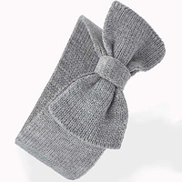 Cozy Bow Headwrap | FOREVER 21 - 1002246402