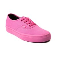 Vans Authentic Skate Shoe, Pink Monochrome | Journeys Shoes