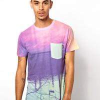 Cuckoos Nest | Cuckoos Nest T-Shirt With Lomo Print at ASOS