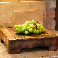 Wood Trivet | Rain Collection