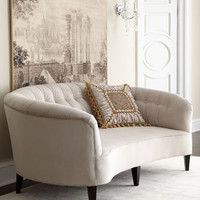 Old Hickory Tannery - &quot;Anastacia Pearl&quot; Sofa - Horchow