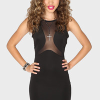 Suspense Dress - Black