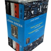 John Green Box Set: John Green: 9780525426097: