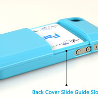 Useful Slide Drawer Creative Iphone 4/4s Case