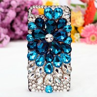 A 091013 BLUELOVER Apple IPHONE4S / 5 Mobile Shell