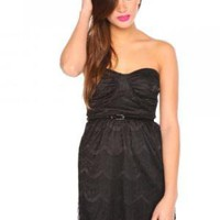 Lula Scalloped Lace Dress - Black | NASTY GAL | Jeffrey Campbell shoes, Evil Twin, MinkPink, BB Dakota, vintage dresses + more!