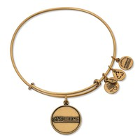 San Francisco 49ers Logo | Alex and Ani Russian Gold