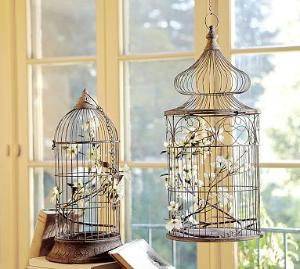 Decorative Hanging Birdcages | Pottery Barn