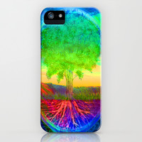 Tree of Life Miracles iPhone & iPod Case by TreeofLifeShop