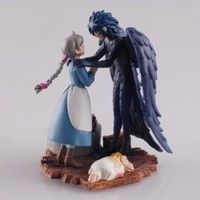 Hayao Miyazaki Cartoon Set Dolls (Howl's Moving Castle):Amazon:Home & Kitchen