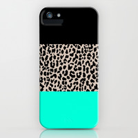 Leopard National Flag VII iPhone & iPod Case by M Studio