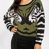 Numph Zebra Kiss Sweater