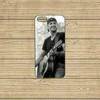 iphone 5S case,iphone 5C case,iphone 5S cases,iphone 5C cover,cute iphone 5S case,cool iphone 5S case,iphone 5C case--Luke Bryan,in plastic.