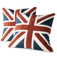 Union Jack Pillow Group