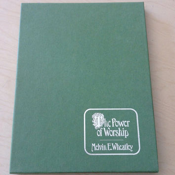 Vintage World Gifts Books The Power of Worship