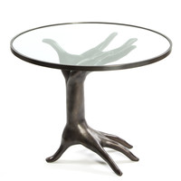 DOUBLE HAND TABLE - Kelly Wearstler