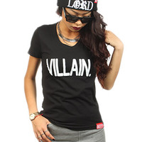 Breezy Excursion Womens Villain Tee