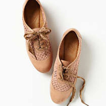 Anthropologie - Astaire Oxfords