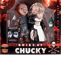 Movie Maniacs Series 2: Bride of Chucky: Chucky and Tiffany Action Figure 2-Pack