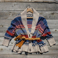 Navajo Sunset Sweater