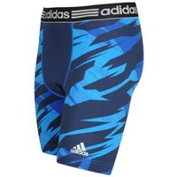adidas Techfit CC Compression Camo Short Tight - Men's at Foot Locker